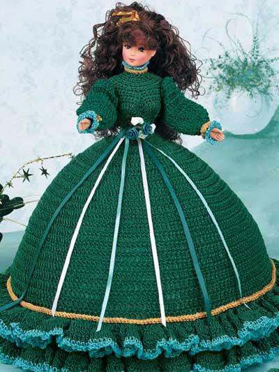 Shamrock Pillow Doll photo
