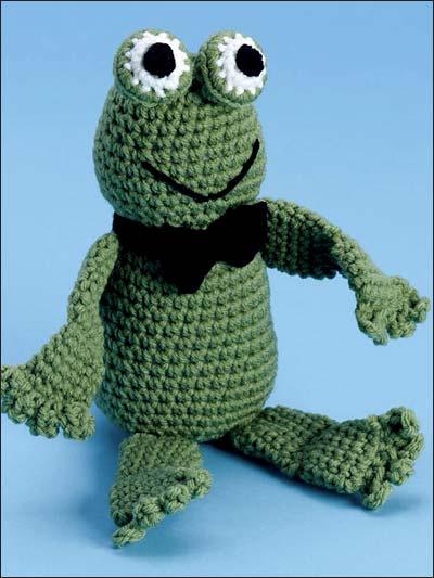 Dapper Frog photo