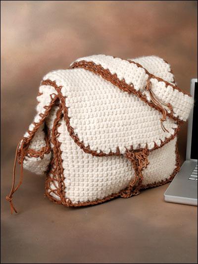 Messenger Laptop Bag photo