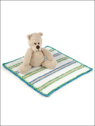 Bear & Blanket photo