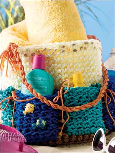 Seaside Beach Bag photo