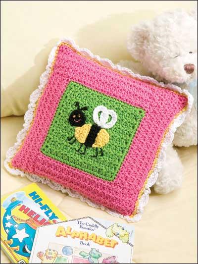 Bee Pillow photo