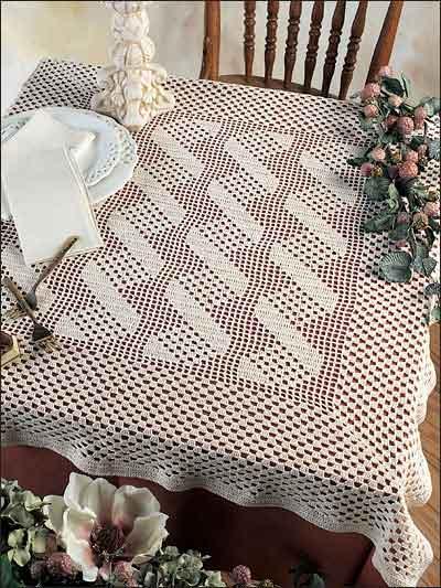 Cascade Tablecloth photo