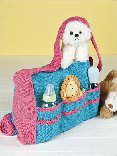 Chic Baby Bag photo