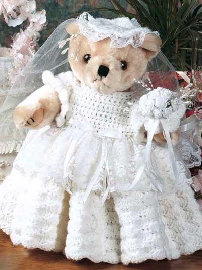 Bridal Bear photo