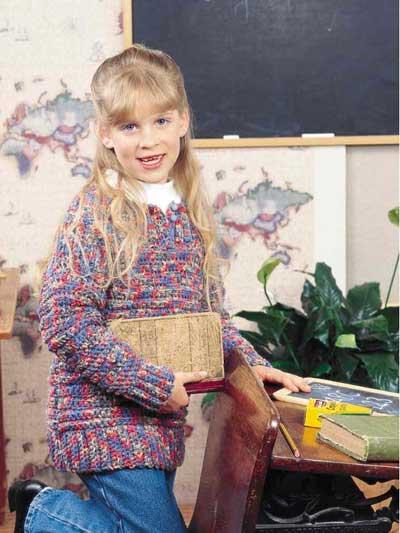 Kid's School Pullover photo