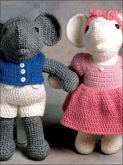 Reginald and Regina Elephant photo