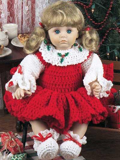 Jenny's Christmas Dress photo