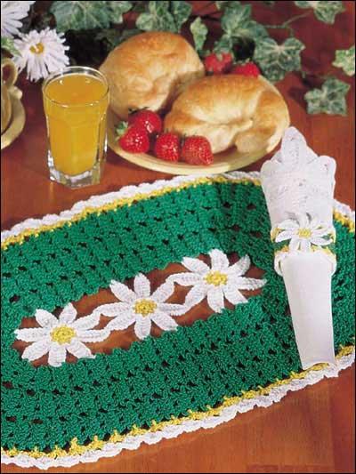 Daisy Table Set photo
