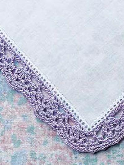Bride's Mother's Handkerchief photo