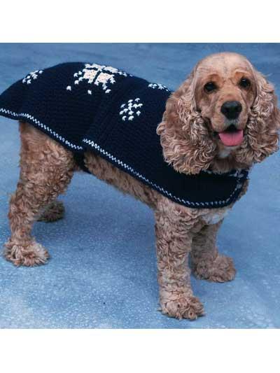 Doggie Duds - Snowflakes photo