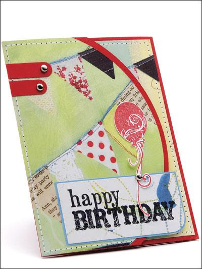 Birthday Card photo