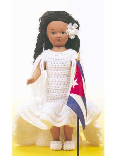 International Dolls-Miss Cuba photo