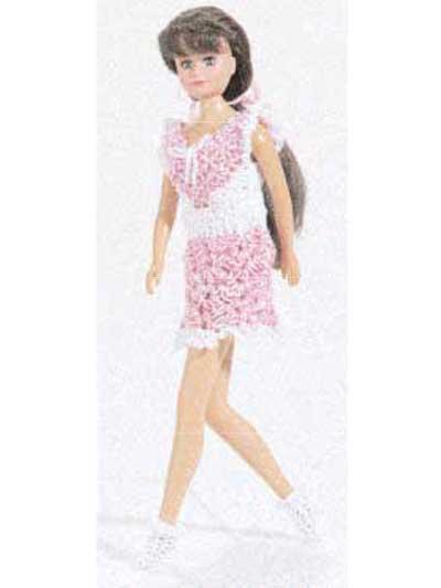 Doll Mini Dress photo