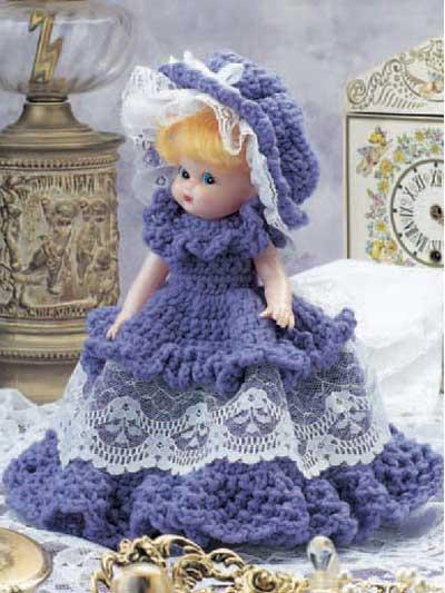 Lavender Doll photo