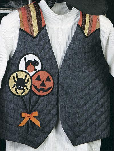 Halloween Vest photo