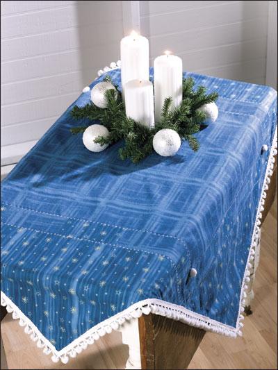 Snowflake Table Topper photo