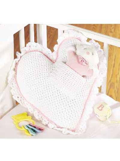 Heart Pocket Pal Pillow photo