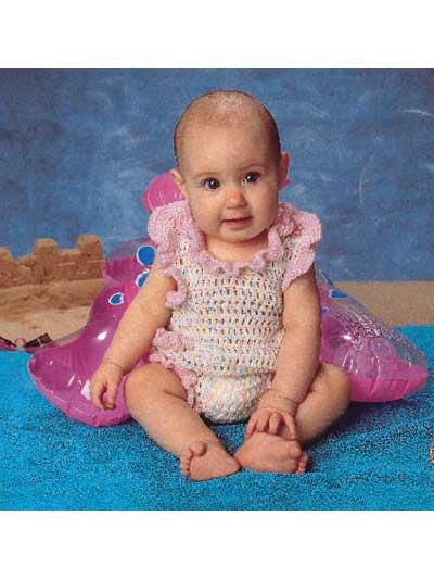 Baby Sunsuit photo