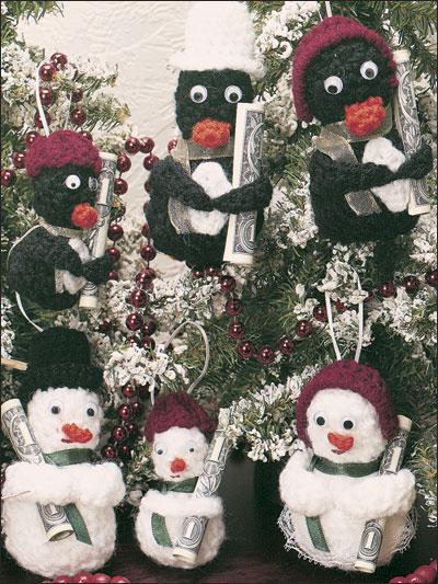 Money Holder Ornaments photo