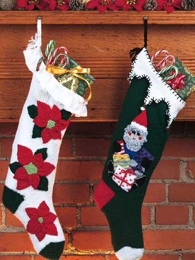 Christmas Stockings Duo photo