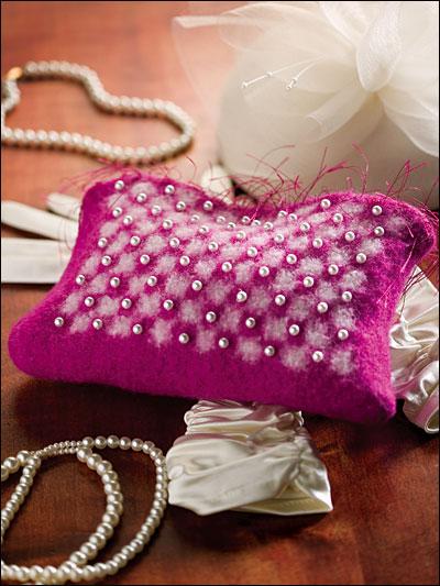 Plenty of Pearls Clutch photo