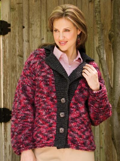 Rosy Barn Jacket photo