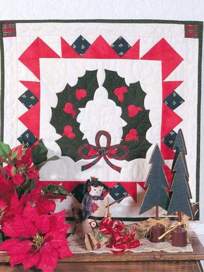 Four Seasons Wreath Winter photo