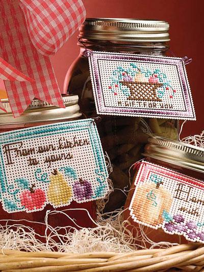 Canning-Jar Tags photo