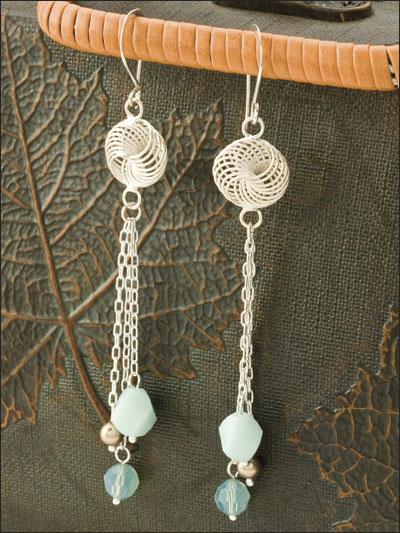 Marguerite Earrings photo