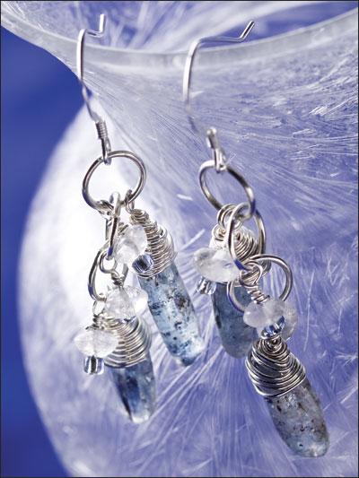 Glacier Bay Earrings photo