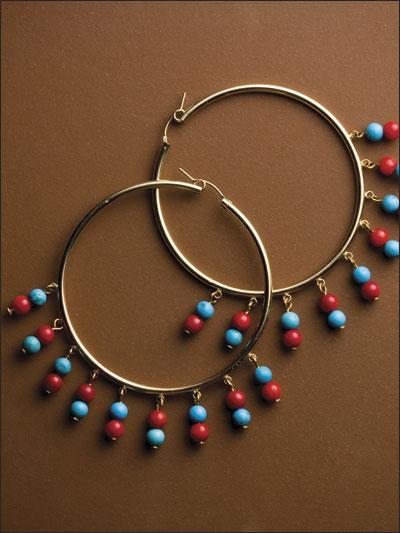 Hoopla Earrings photo