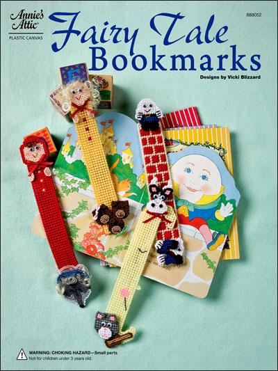 Fairy Tale Bookmarks photo