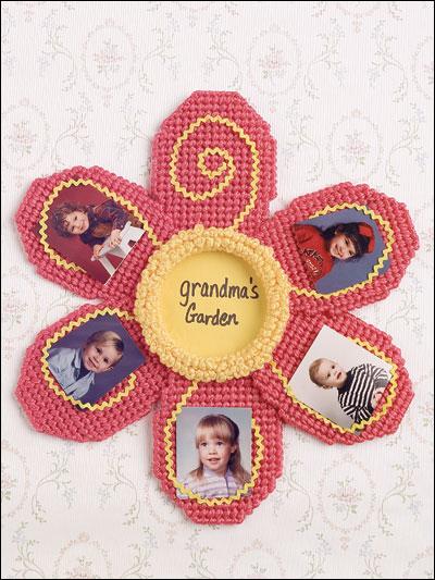 Grandma's Garden Frame photo