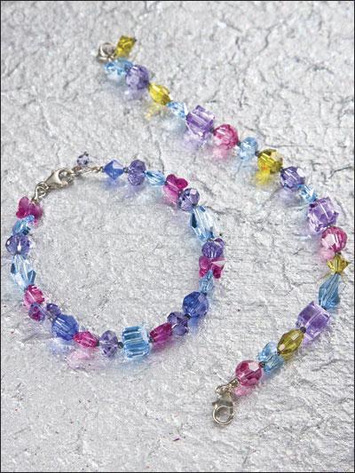 Rainbow Rays Bracelets photo