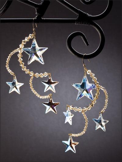 Dancing Stars Earrings photo