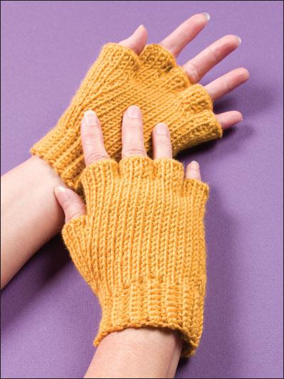 Fingerless Gloves photo