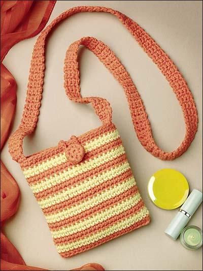 Little Striped Shoulder Bag photo