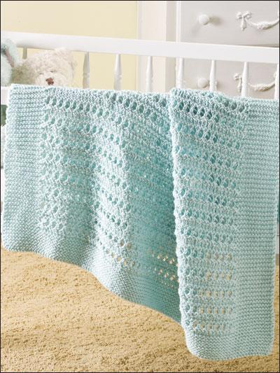 Simple Stripe Blanket photo