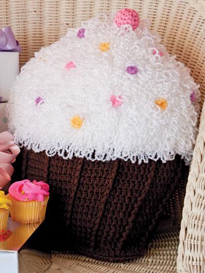 Cupcake Pillow photo