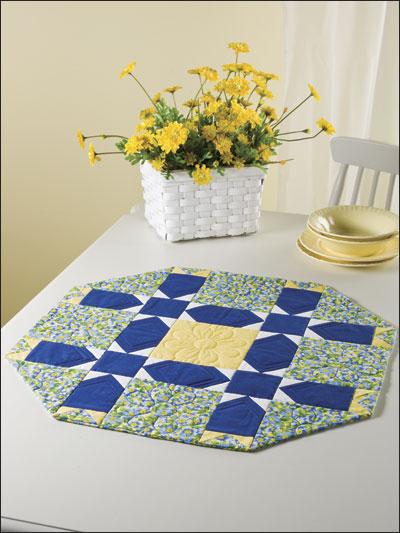 Springtime Table Mat photo