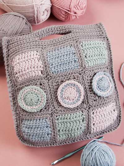 Learn-a-Stitch Bag photo