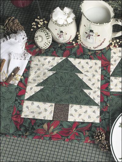 Evergreens Place Mat photo