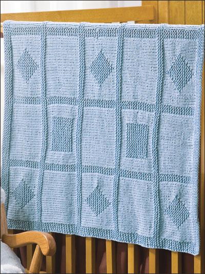 Geometric Baby Blanket photo