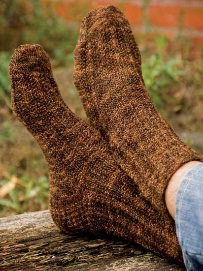 Socks for Grandpa photo