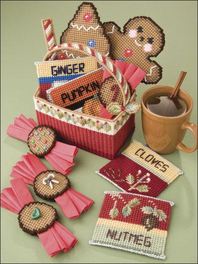 Christmas Gift Basket photo