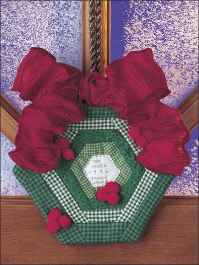Mini-Wreath Ornament photo