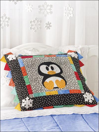 Perky Penguin photo