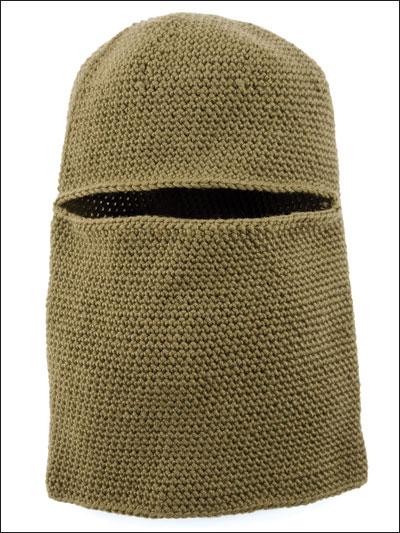 Crochet Helmet Liner photo