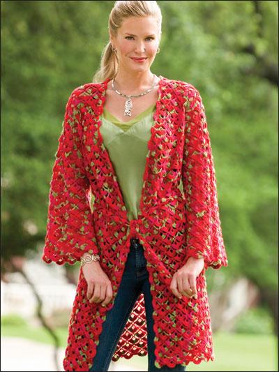 Garden Kimono photo